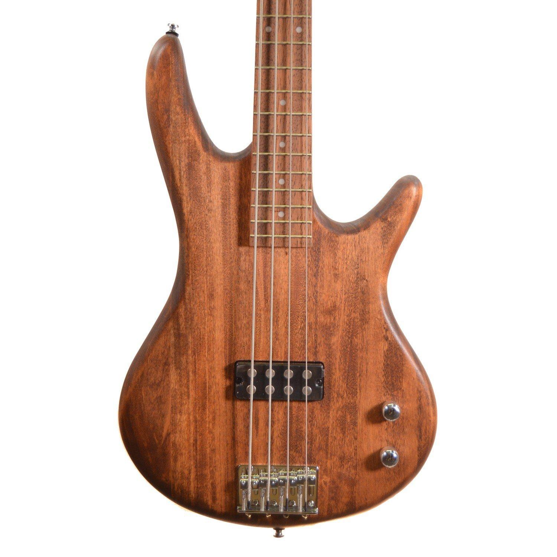 Ibanez Gio GSR100EX Bass Guitar - Mahogany Oil