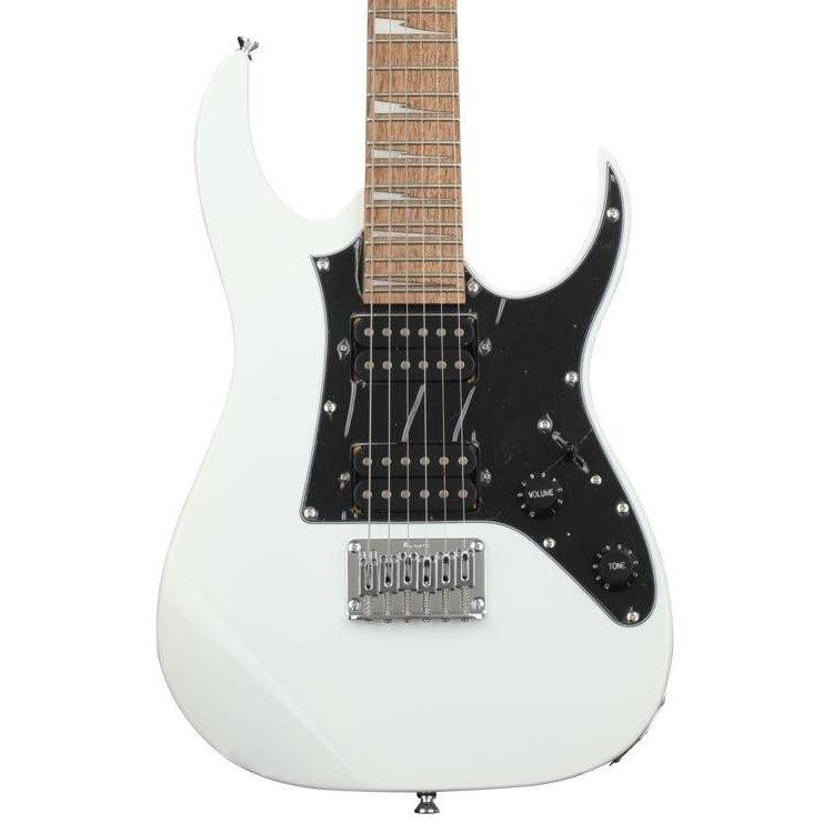 Ibanez Gio GRGM2 miKro Electric Guitar - White