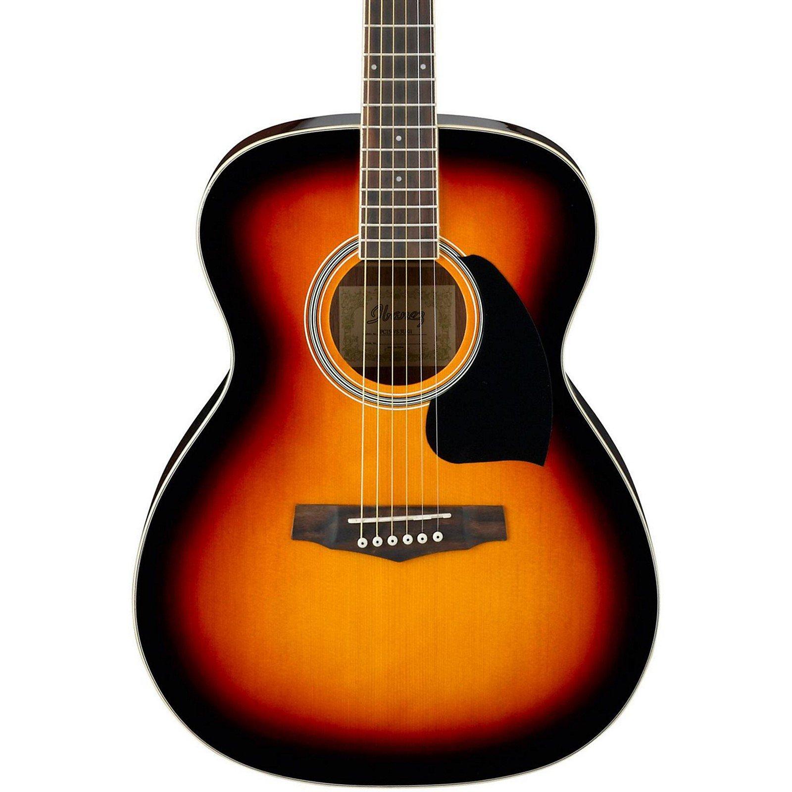 Ibanez PC15VS Performance Series Grand Concert Acoustic Guitar - Vintage Sunburst