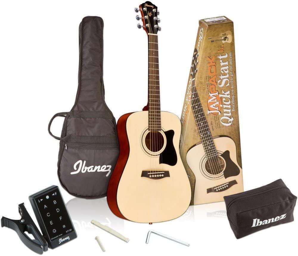 Ibanez IJV30 3/4 Acoustic Guitar Pack