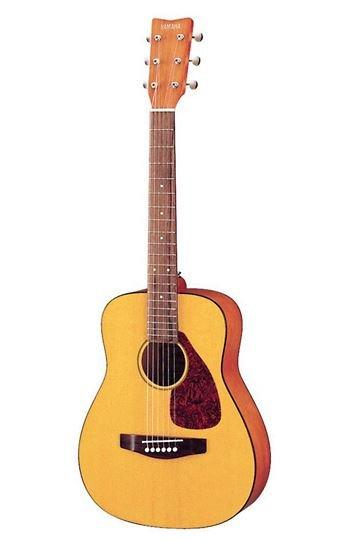 Yamaha JR1 Acoustic Guitar w/ Gig Bag Natural - Small Guitar