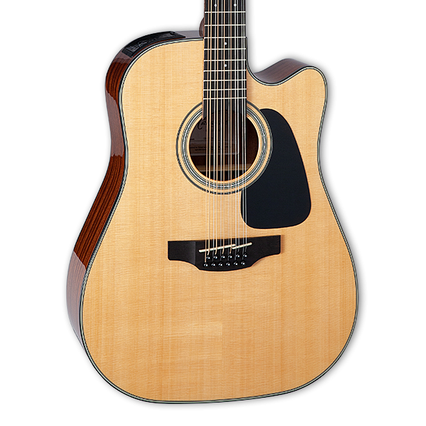 Takamine GD30CE12NAT 12-String Acoustic-Electric Guitar - Natural