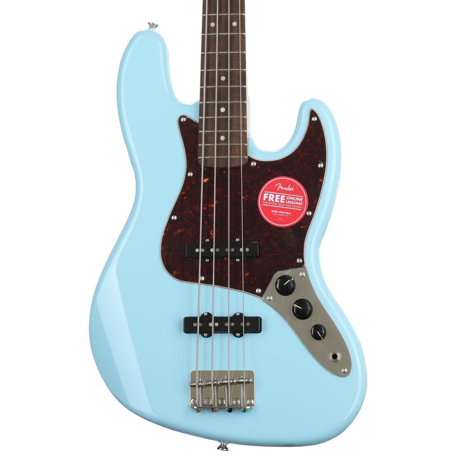 Fender Squier Classic Vibe 60s Jazz Bass Guitar