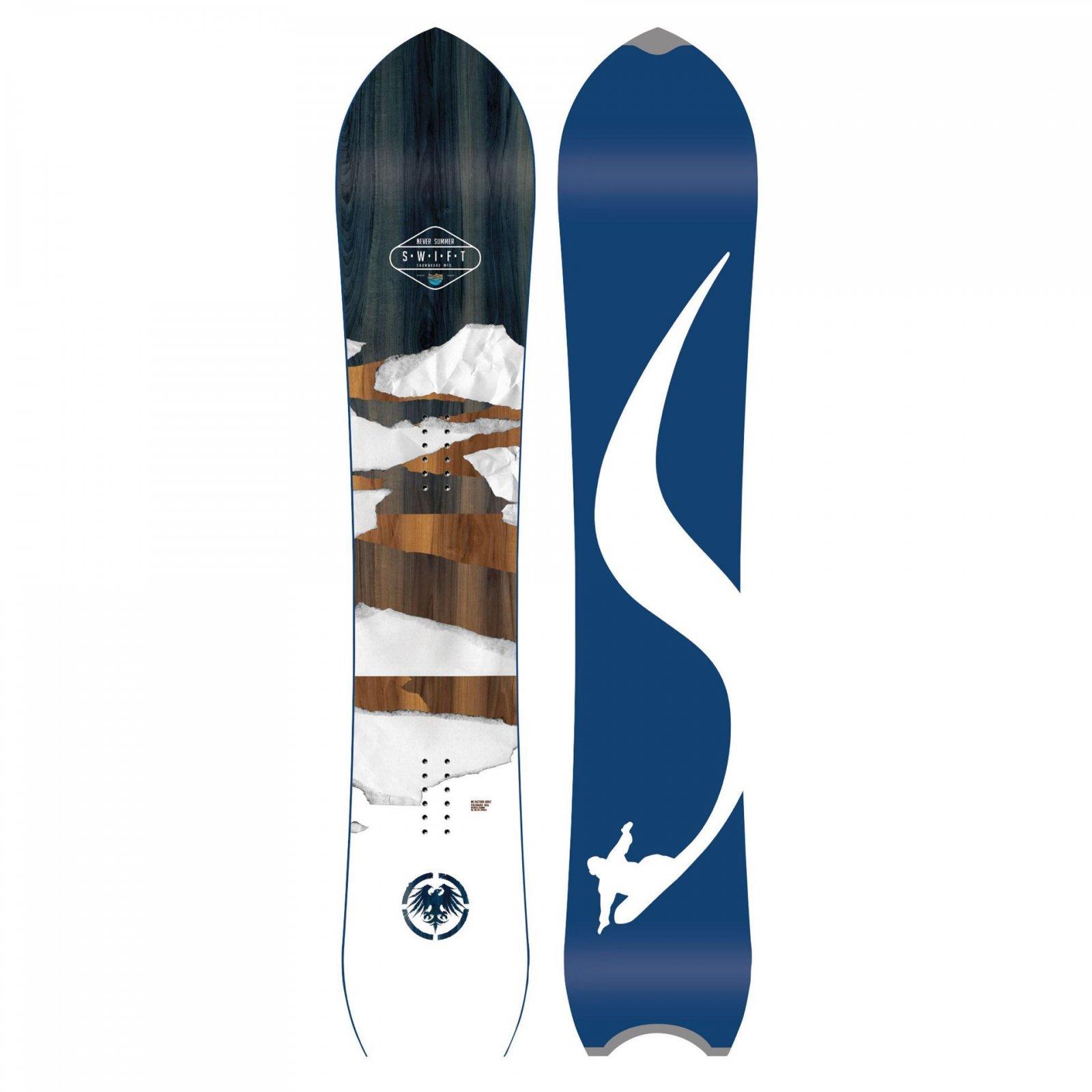 Never Summer Swift Snowboard 2020