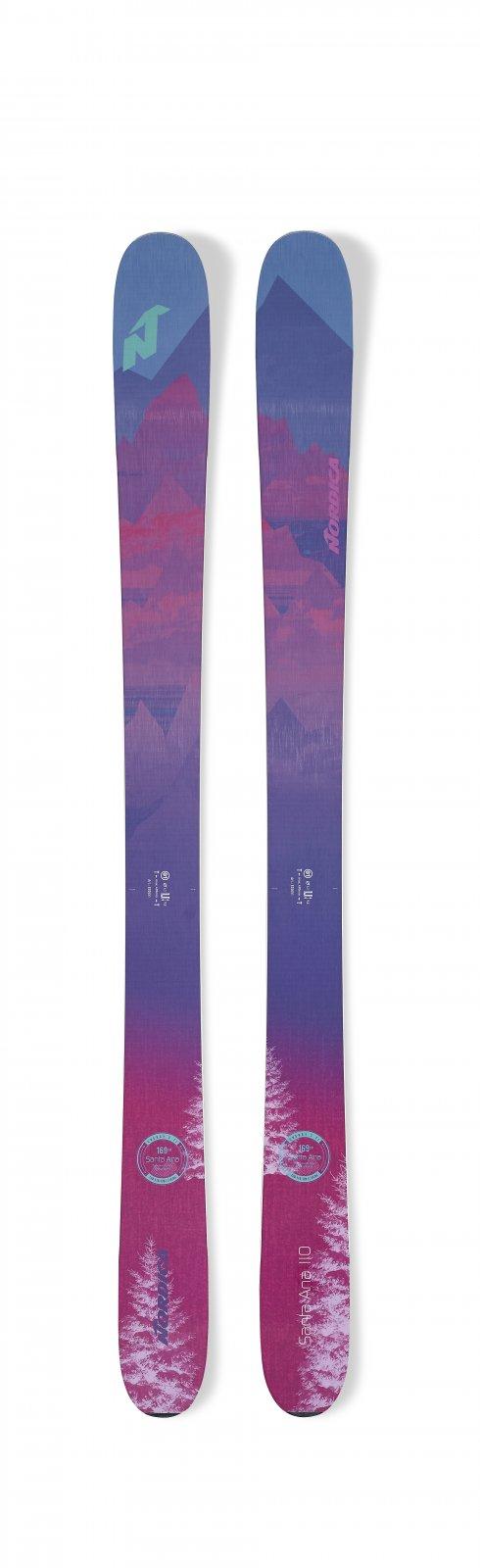 Nordica Santa Ana 110 Skis 2020