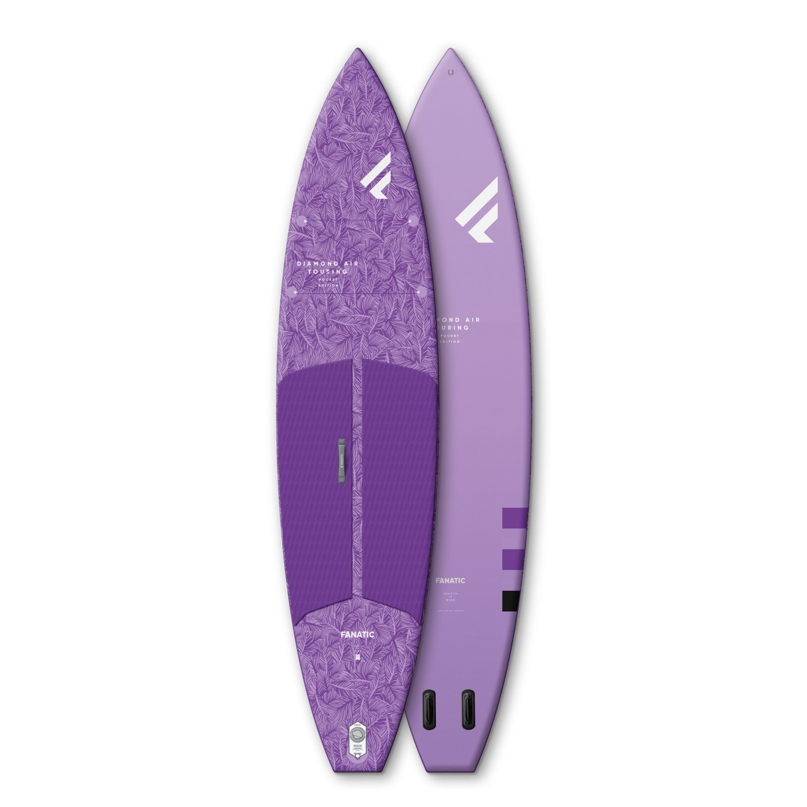 Fanatic Diamond Air Touring Pocket 11'6 Inflatable Stand Up Paddleboard