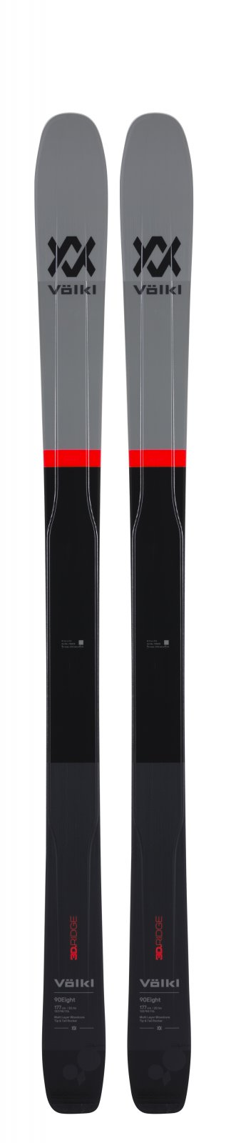 Volkl 90Eight Skis 2020