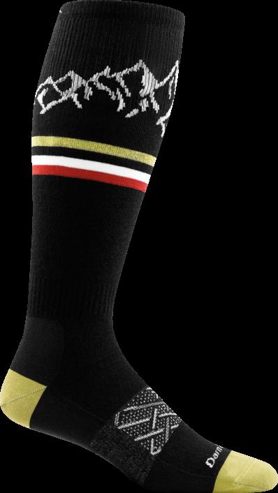 Darn Tough Alpenglow OTC Light Socks