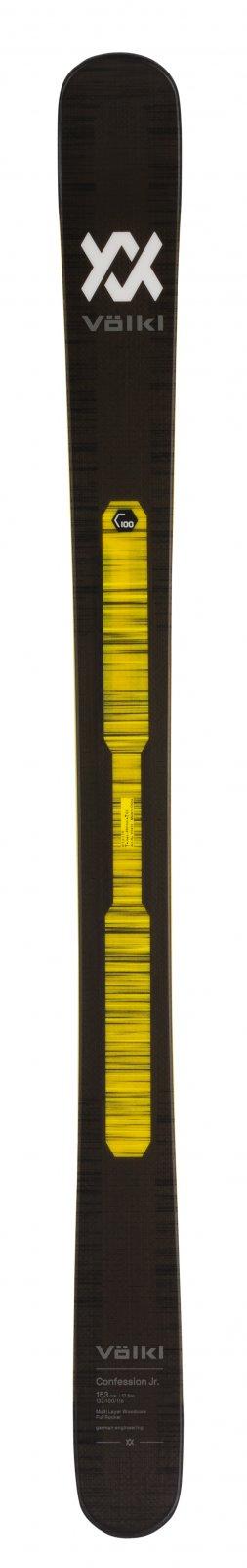Volkl Confession JR Skis 2020 - size 153cm