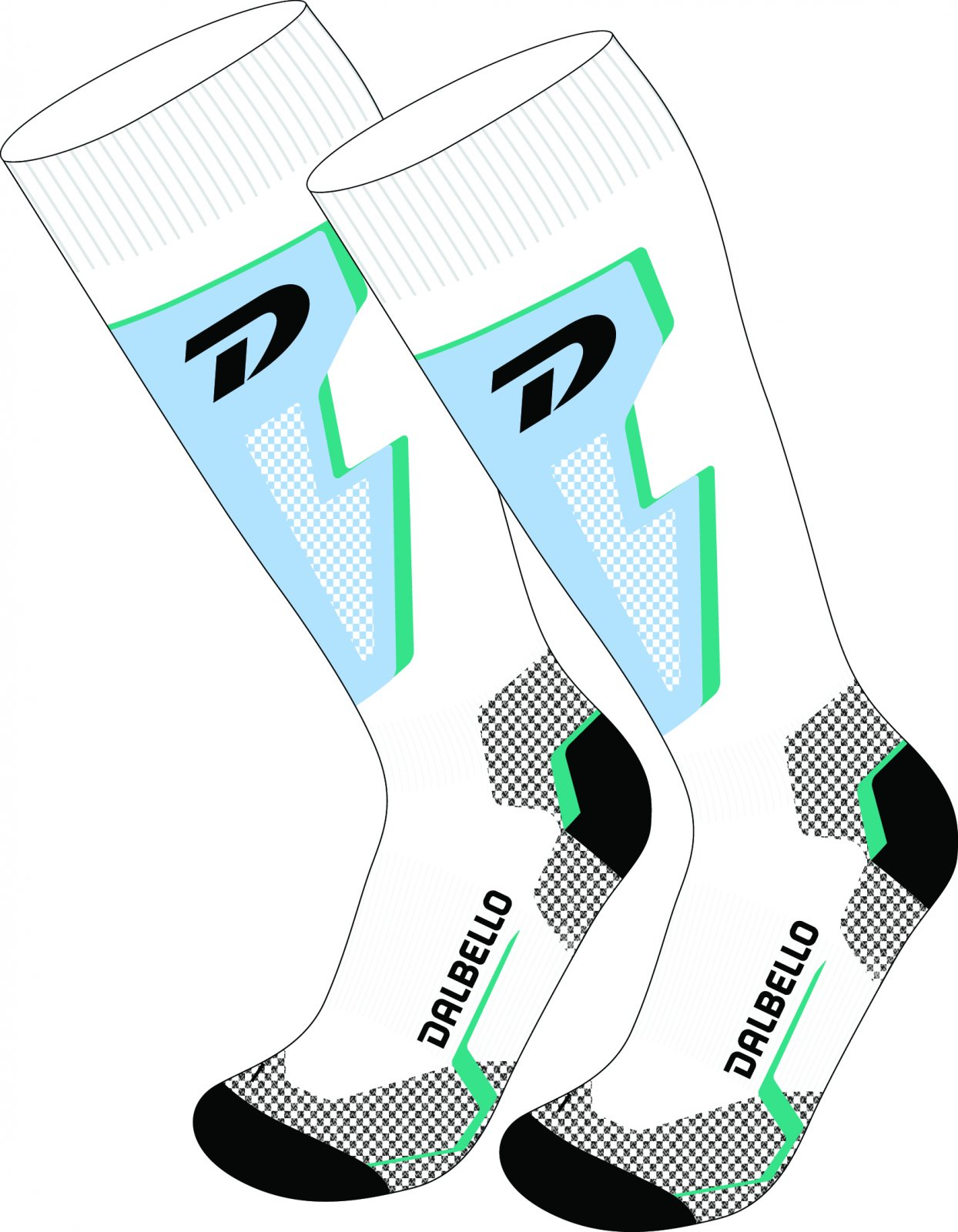 Dalbello Women's Ski Sock