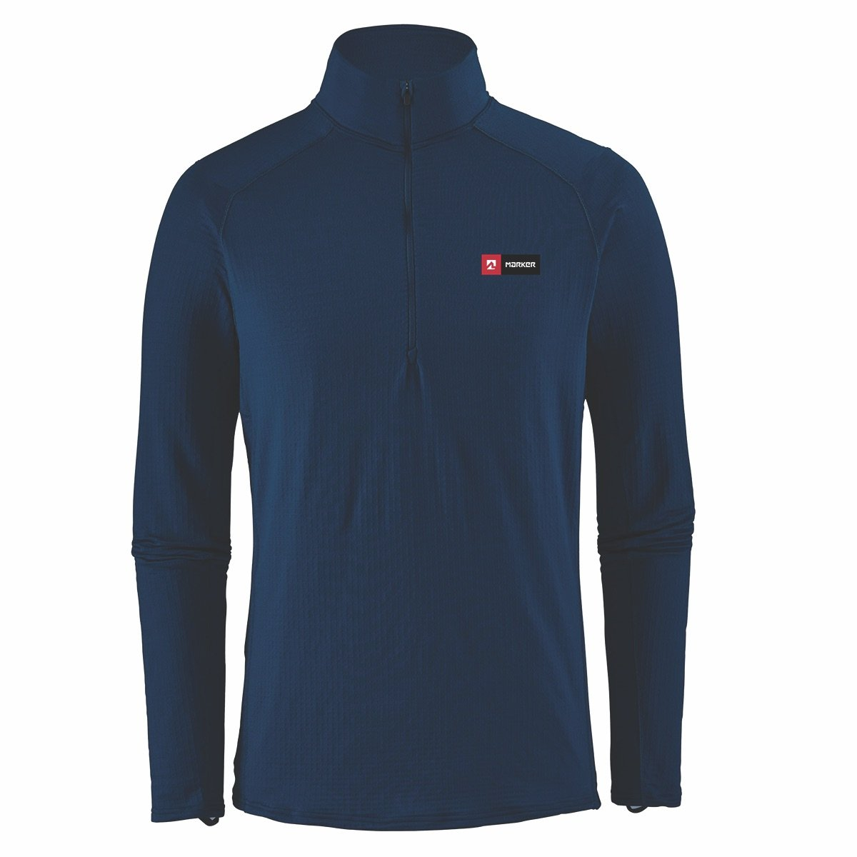 Marker 1/4 Zip Longsleeve Tech Shirt