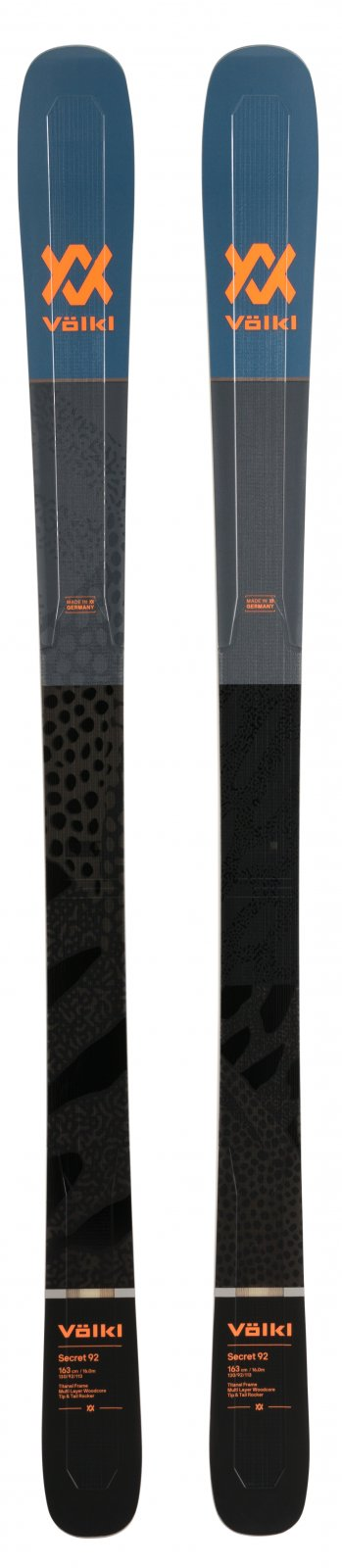 Volkl Secret 92 Skis 2020