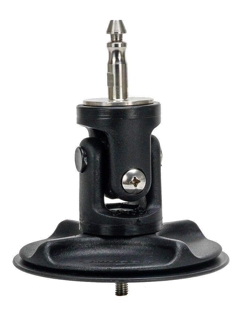 Chinook 1-Bolt Mechanical Mast Base - Euro Pin