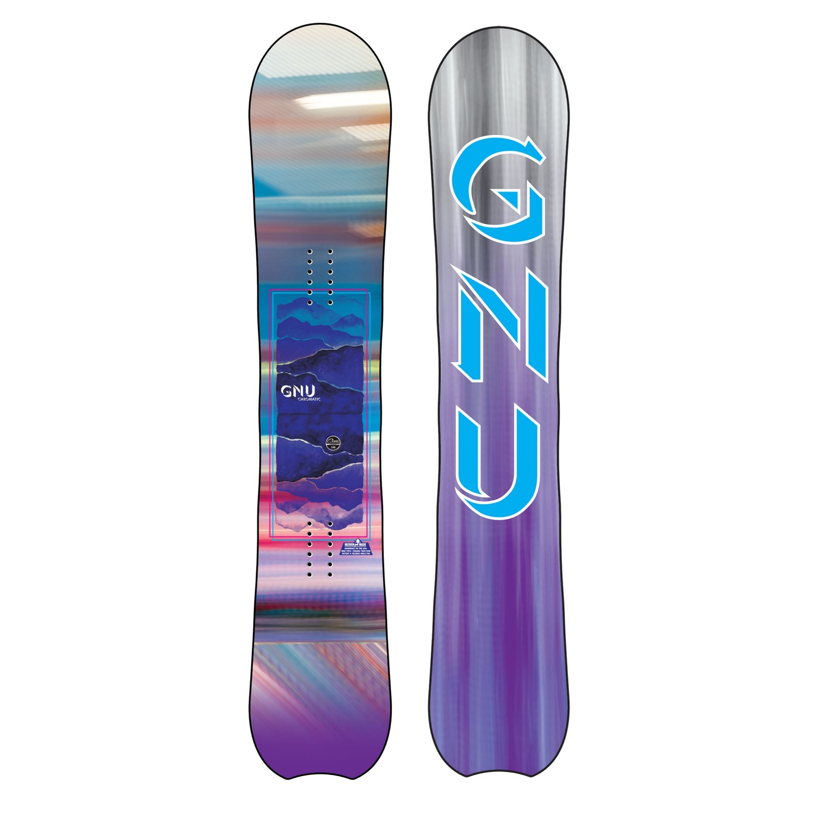 Gnu Chromatic Snowboard 2020