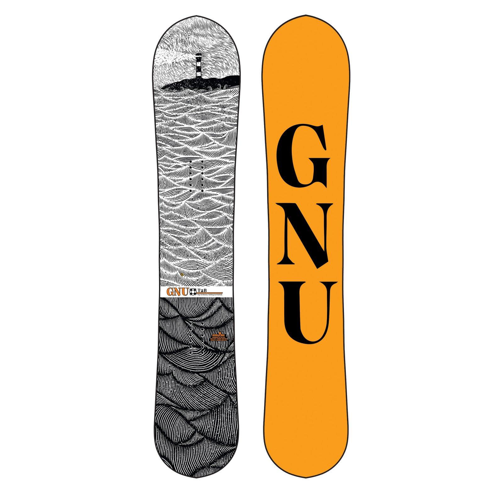 Gnu T2B Snowboard 2021