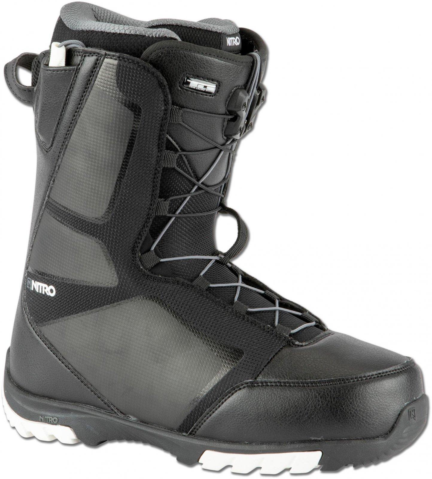Nitro Sentinel TLS Snowboard Boots 2021