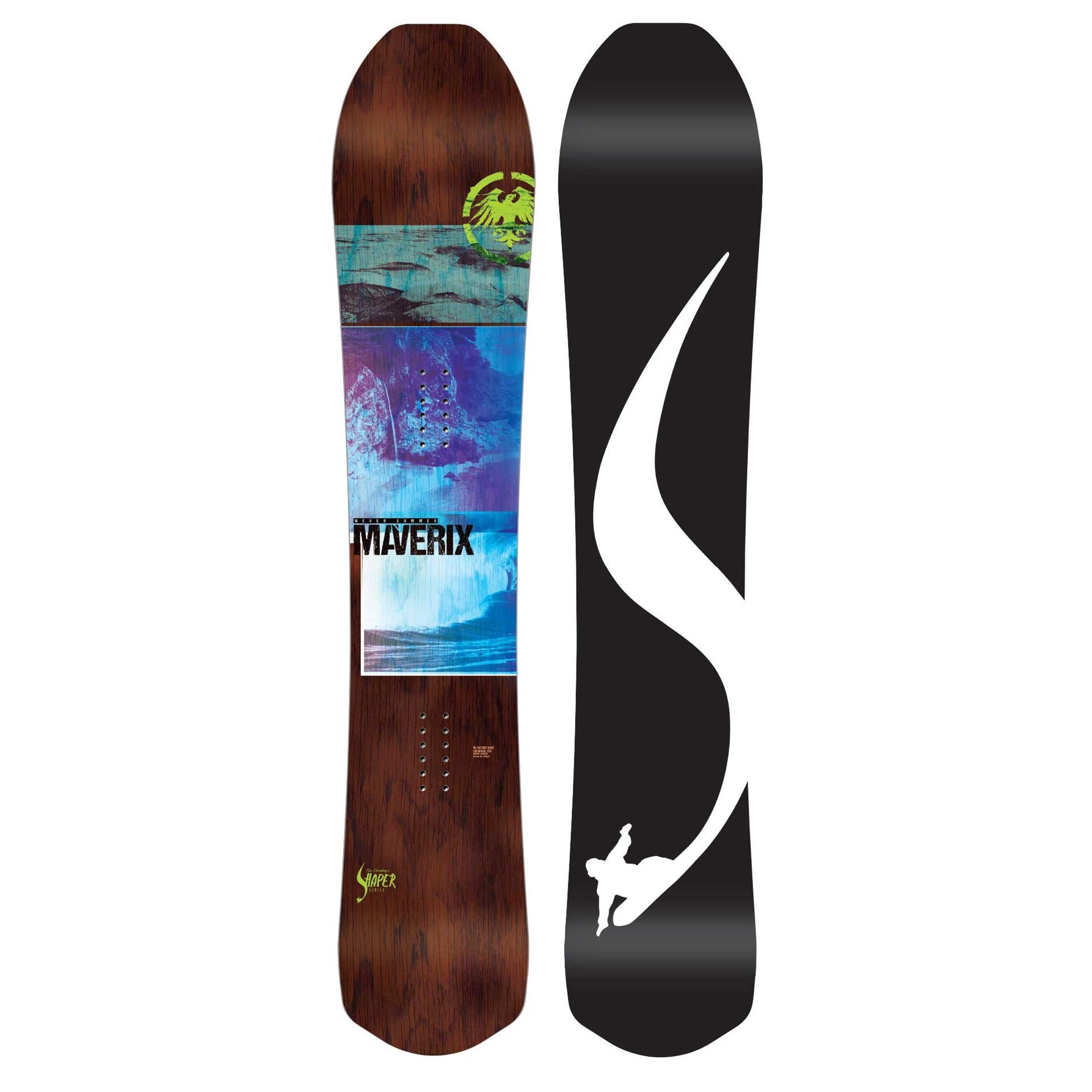 Never Summer Maverix Snowboard 2019