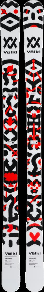 Volkl Revolt 86 Skis 2019