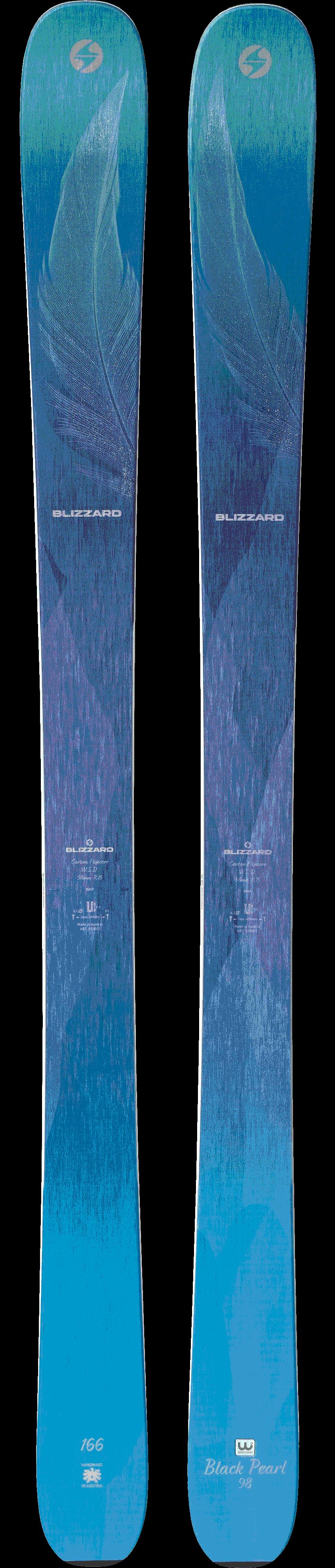 Blizzard Black Pearl 98 Skis 2019