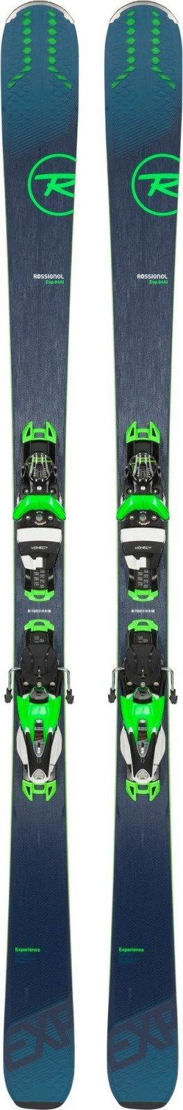 Rossignol Experience 84 Ai Skis + Look NX 12 Konect GW Bindings 2020