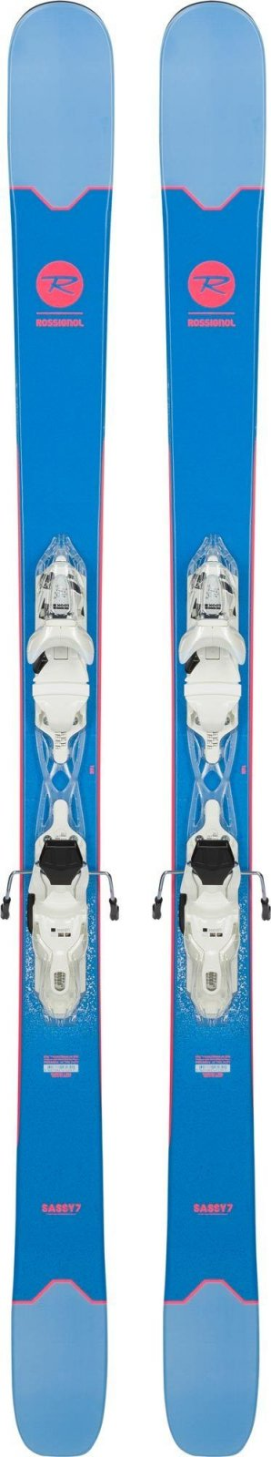 Rossignol Sassy 7//Xpress 10 Ski Package Womens
