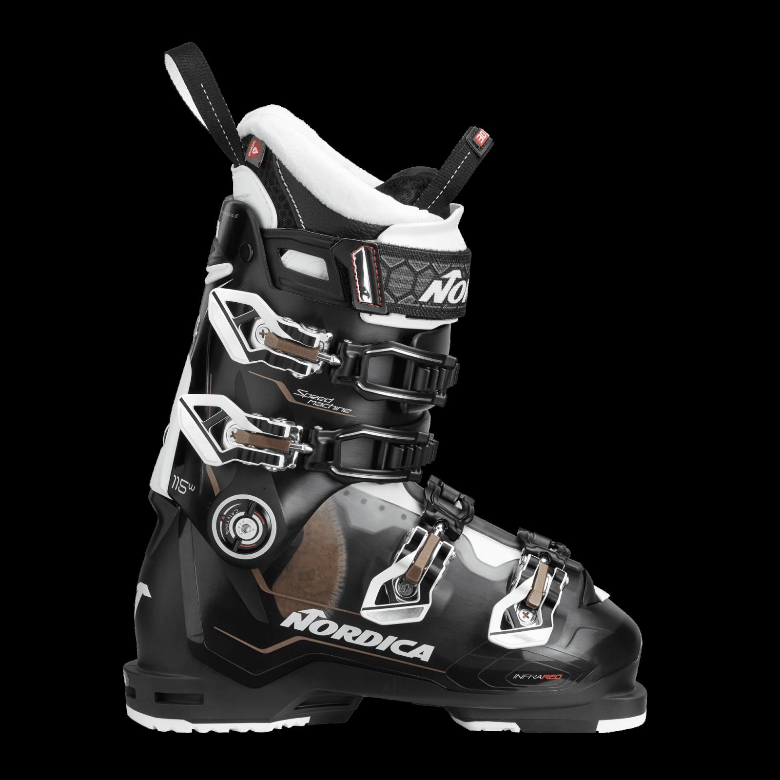 Nordica Speedmachine 115 W Ski Boots 2019