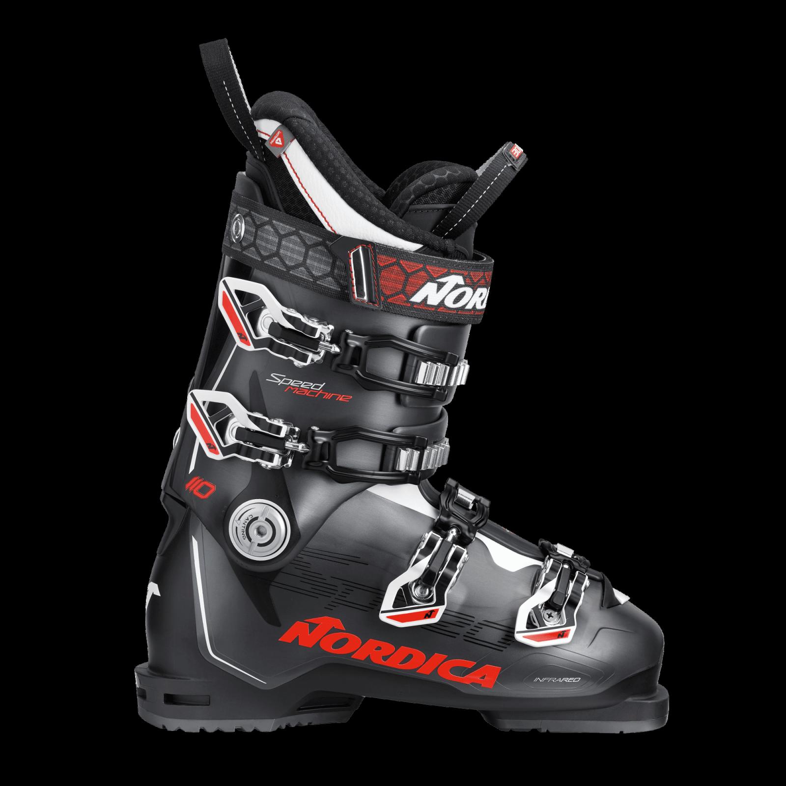 Nordica Speedmachine 110 Ski Boots 2019