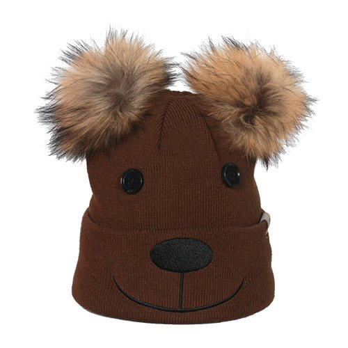 Locale Youth Bear Cub Beanie