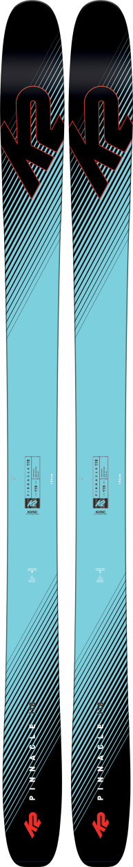 K2 Pinnacle 118 Skis 2019