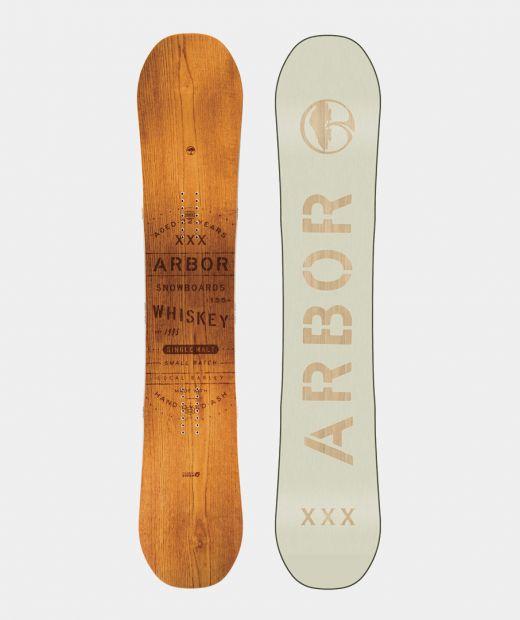 Arbor Whiskey Snowboard 2019