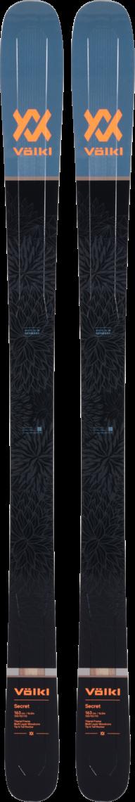 Volkl Secret 92 Skis 2019