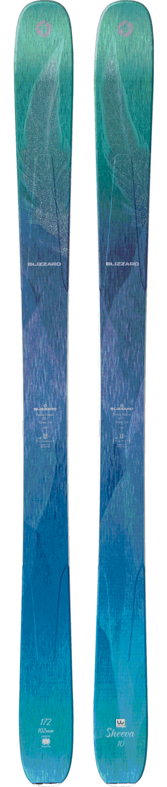 Blizzard Sheeva 10 Skis 2019