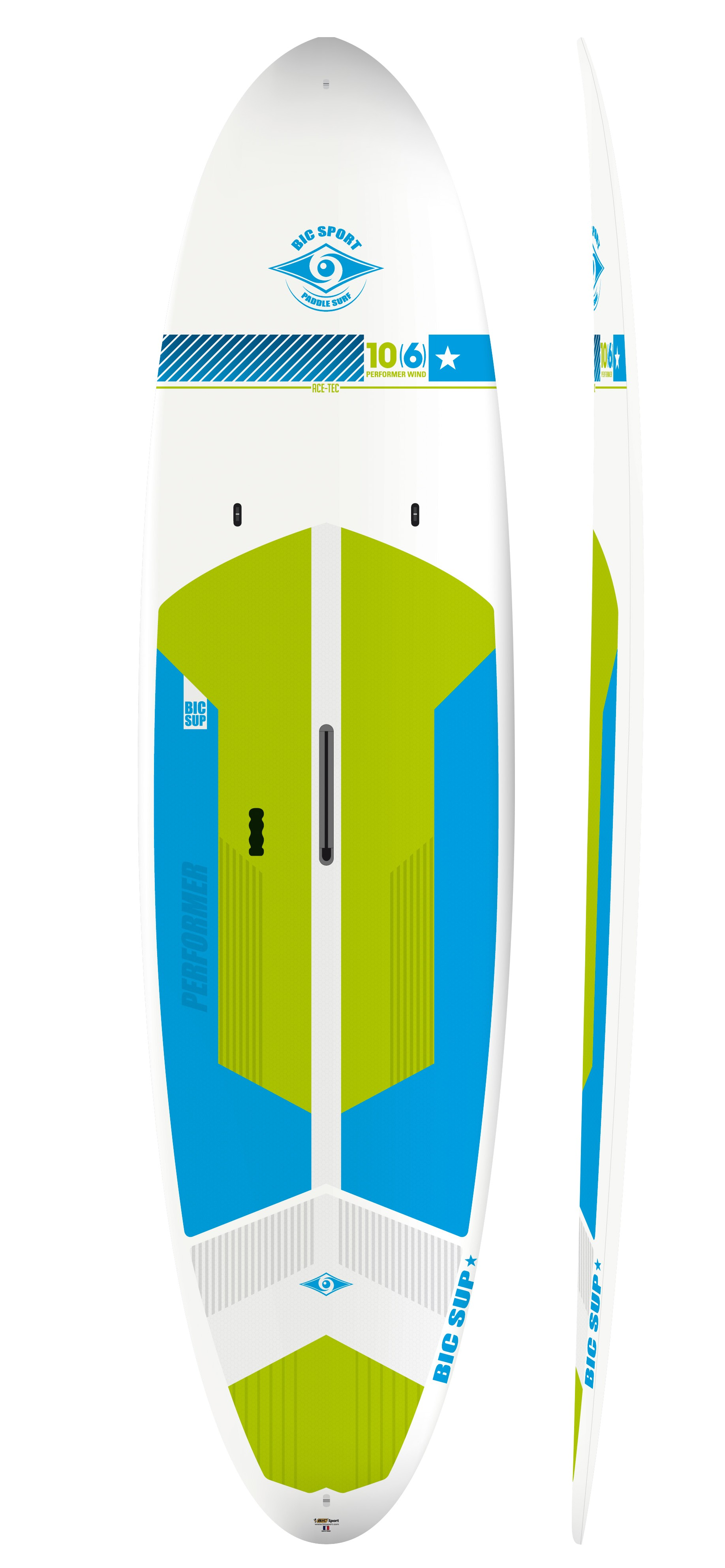 BIC Sport 10'6 Performer Wind Paddleboard 2018
