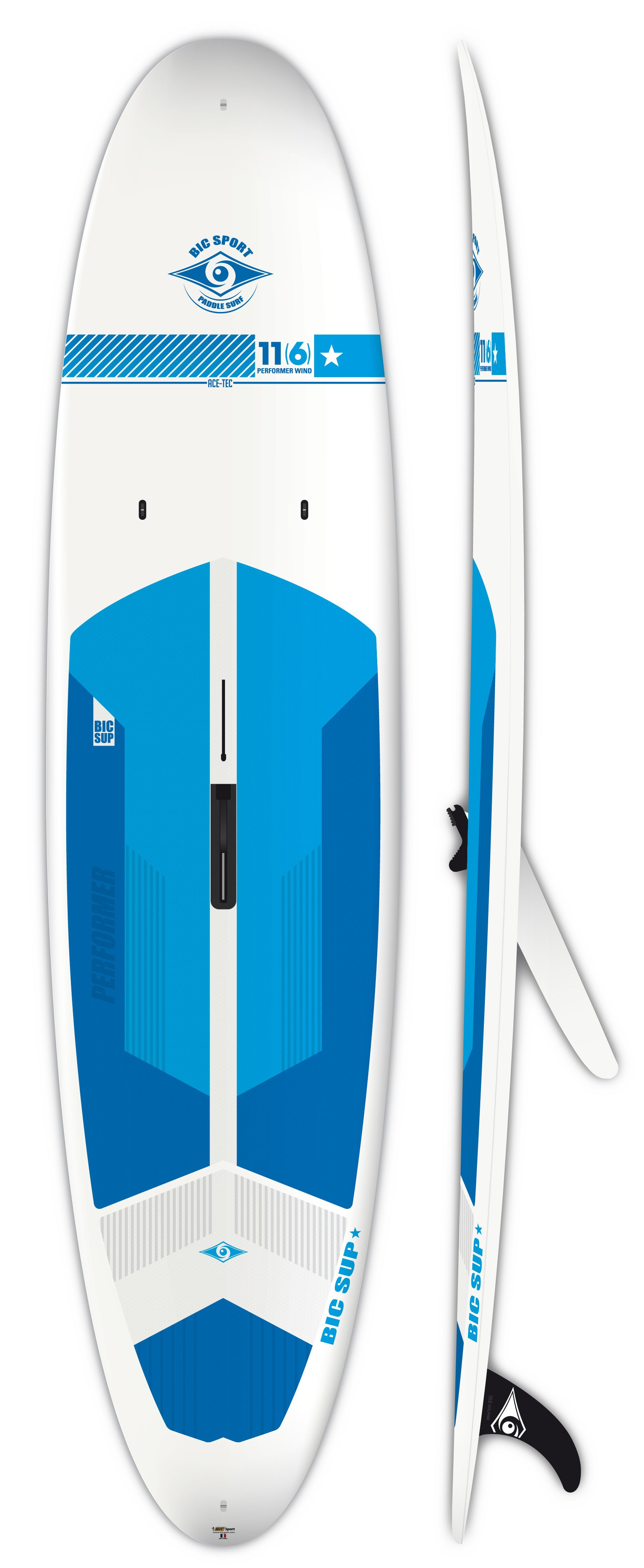 BIC Sport 11'6 Performer Wind Paddleboard 2018