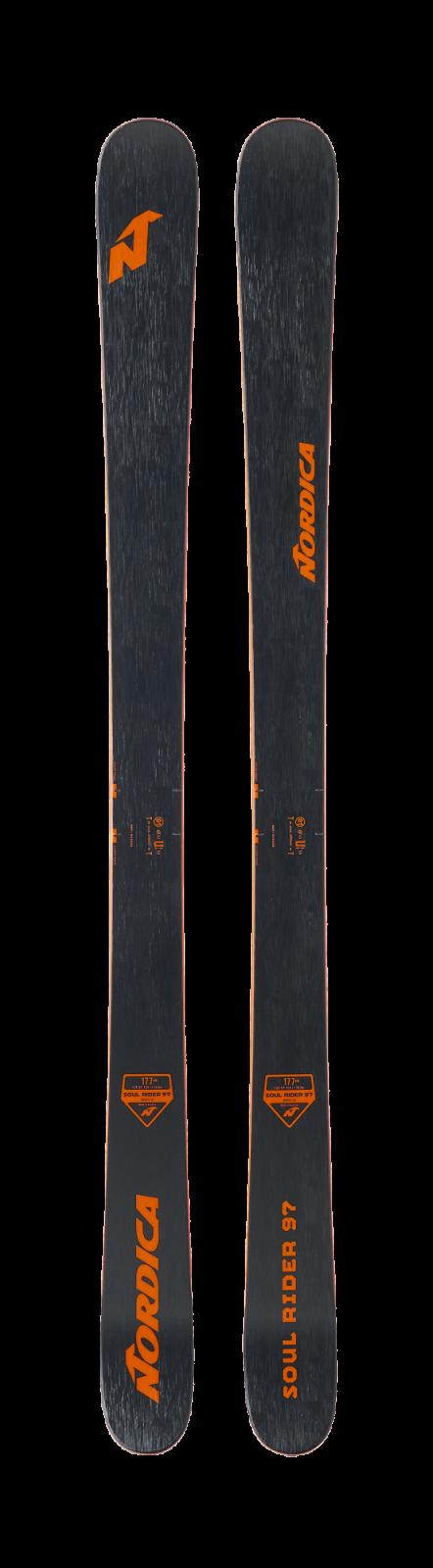 Nordica Soul Rider 97 Skis 2022