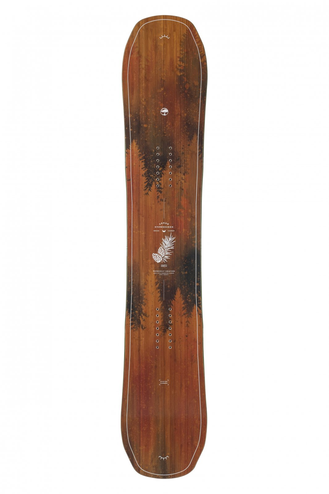 Arbor Swoon Camber Snowboard 2021
