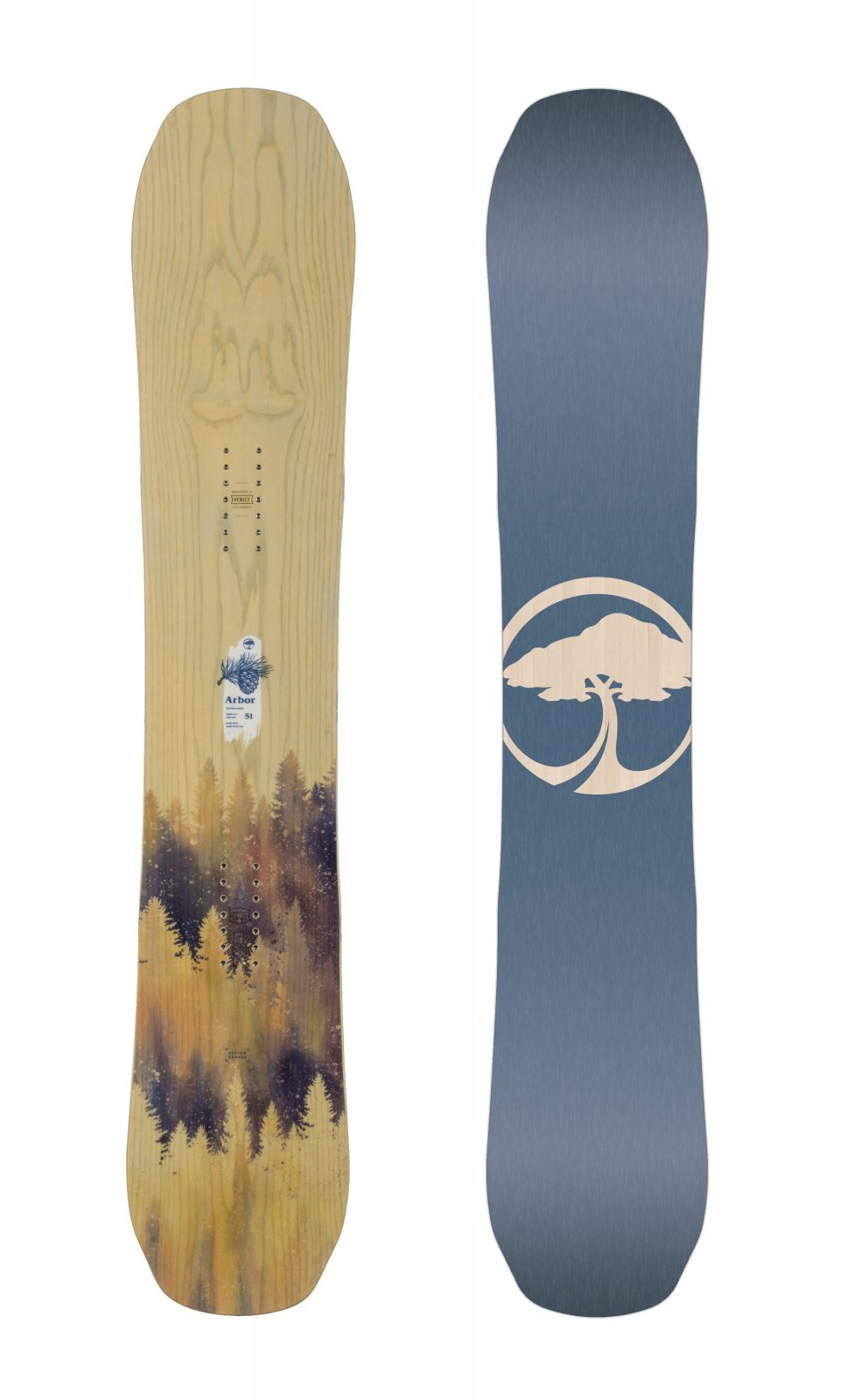 Arbor Swoon Camber Snowboard 2020