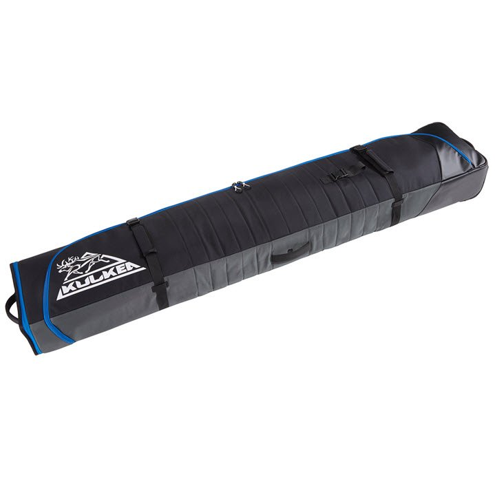 Kulkea Kantaja Double Roller Ski Bag 2021