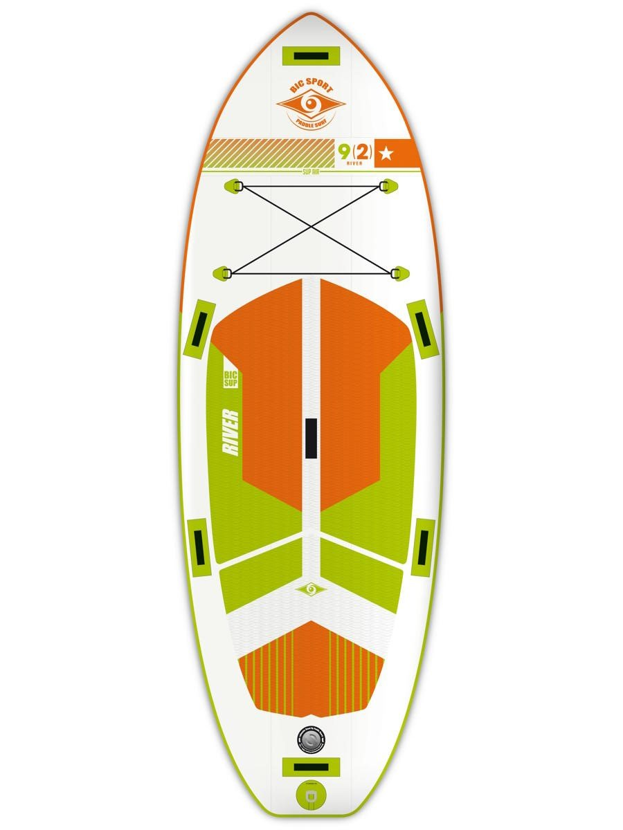 BIC Sport 9'2 River Air Paddleboard 2016