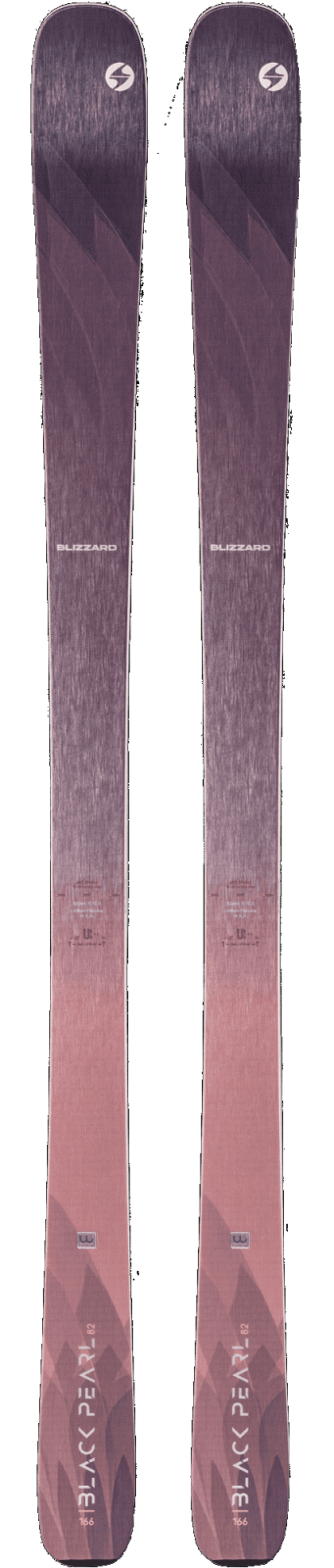 Blizzard Black Pearl 82 Skis 2020