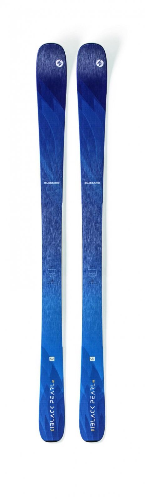 Blizzard Black Pearl 88 Skis 2020