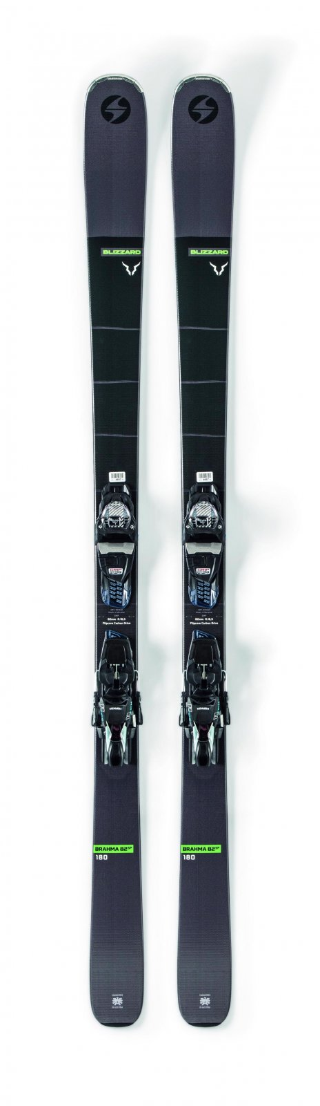 Blizzard Brahma 82 SP 180cm Skis + TCX 11 Demo 90 Bindings 2020