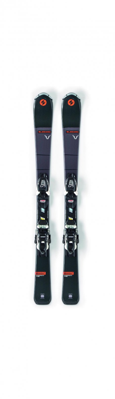 Blizzard Brahma Jr Skis +FDT 4.5 Jr 2020