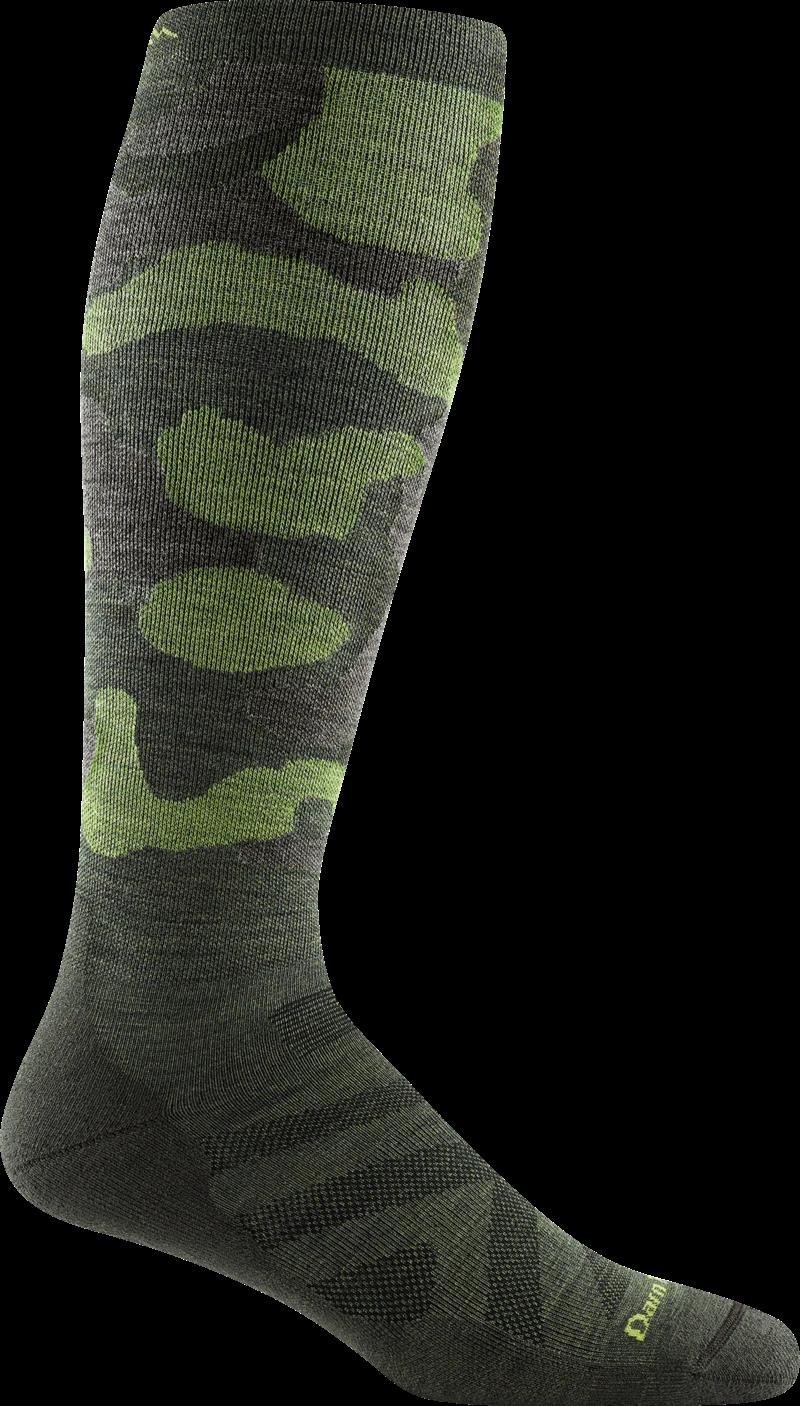 Darn Tough Camo OTC Midweight Compression Socks