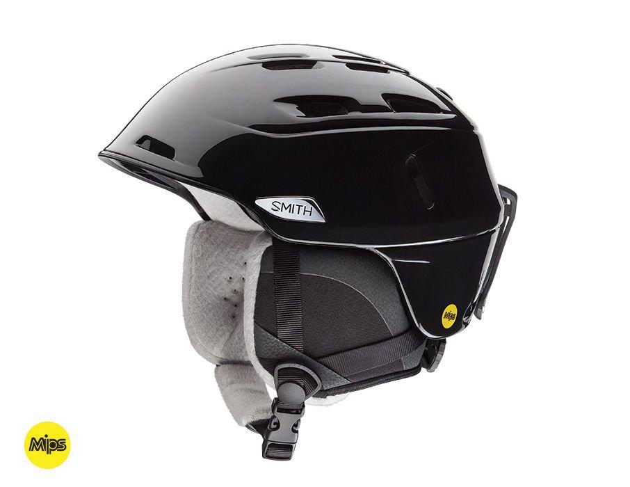 Smith Compass Helmet Black Pearl - Size S