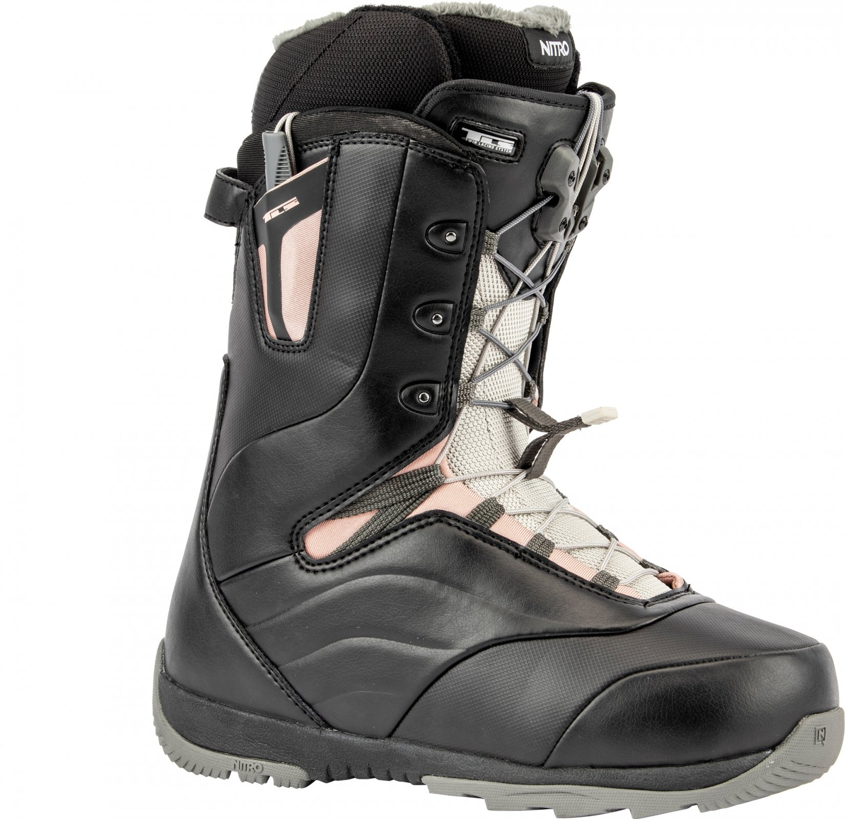 Nitro Crown TLS Snowboard Boots 2020