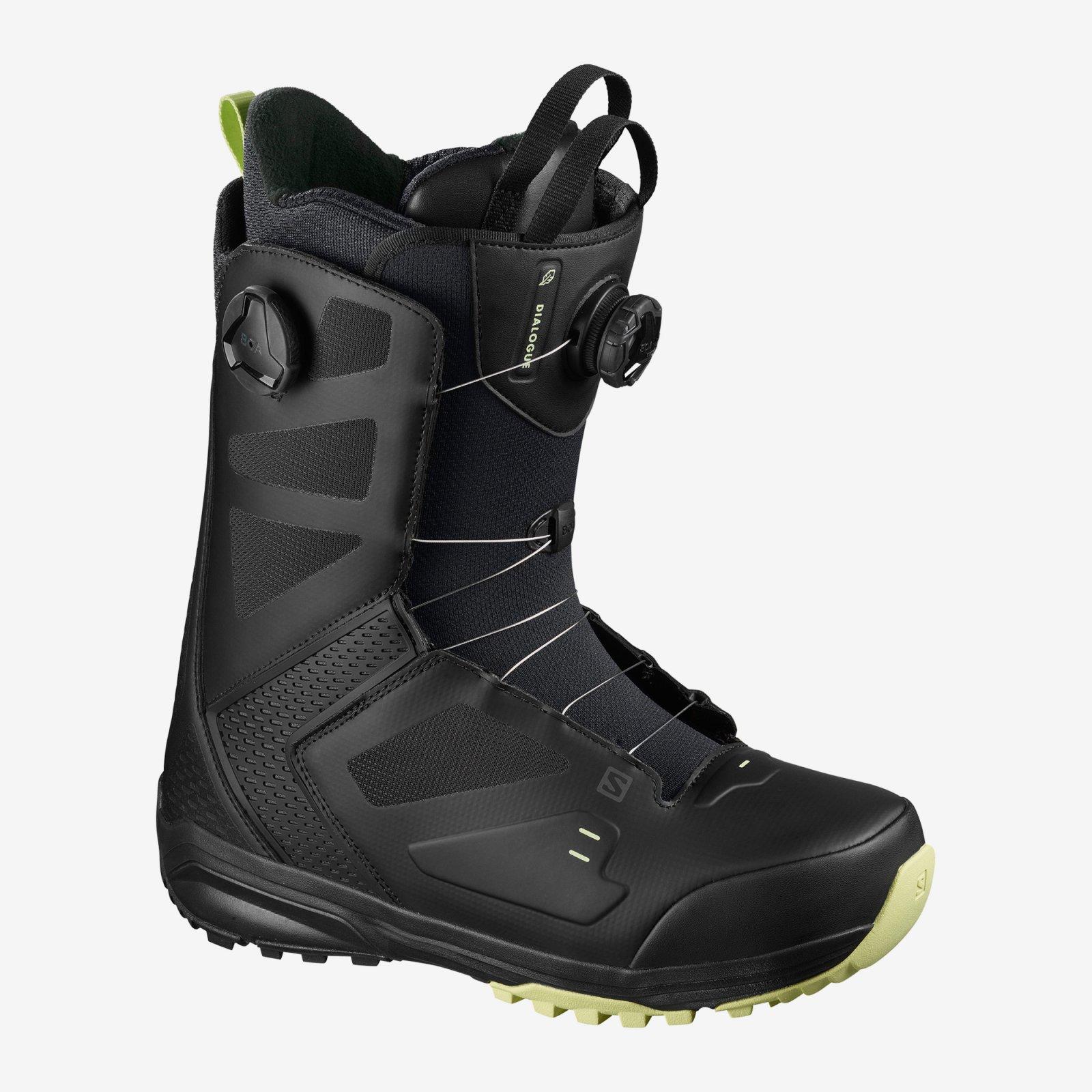 Salomon Dialogue Dual Boa Snowboard Boots 2021