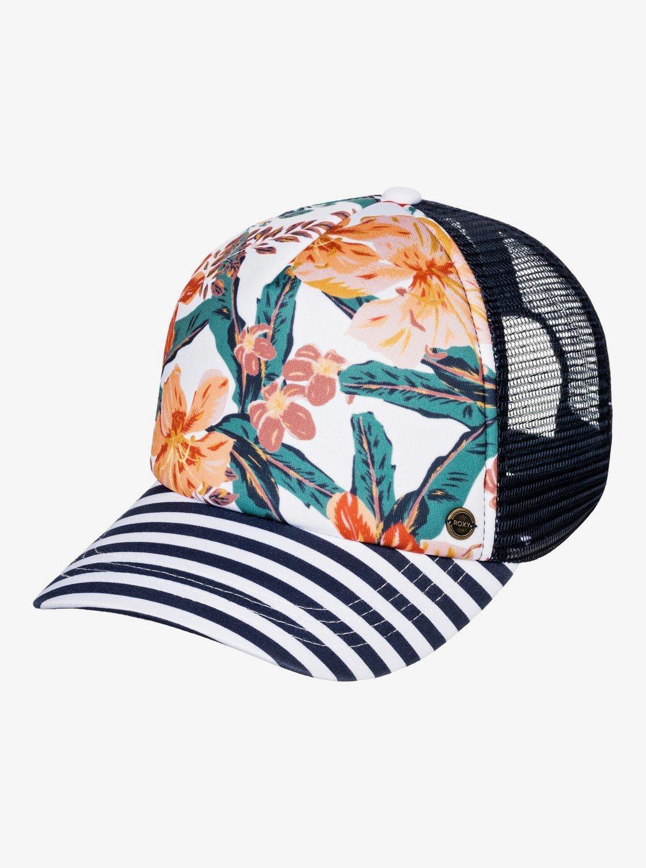 Roxy Beautiful Morning Trucker Hat
