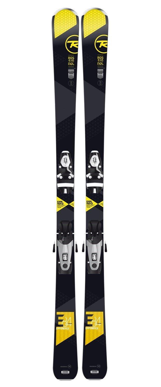 Rossignol Experience 84 Skis + Rossignol Axium 120 Bindings 2016