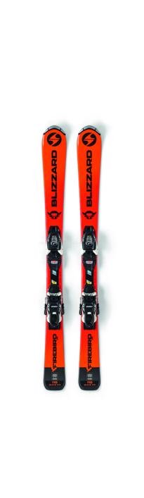 Blizzard Firebird Jr Skis +FDT 4.5 Jr 2020